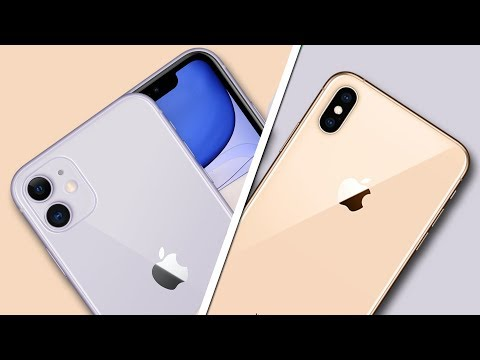 iphone xs vs iphone 11