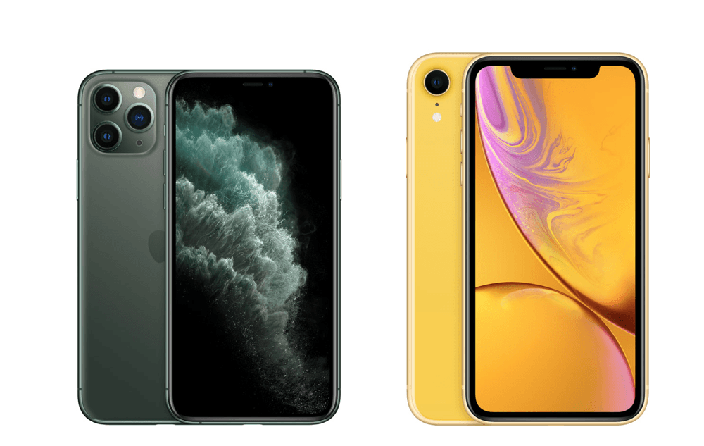iphone 11 vs iphone xr